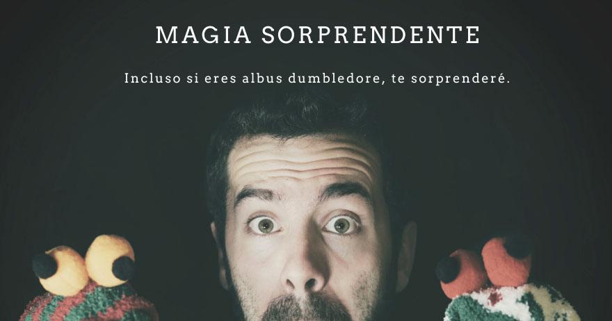 YO MIGUEL SEVILLA MAGIA ESPECTÁCULO